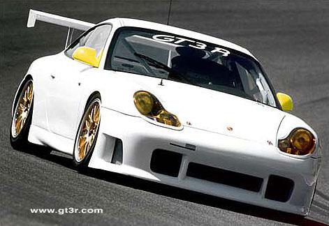 Porsche Gt3 R Rs Rsr